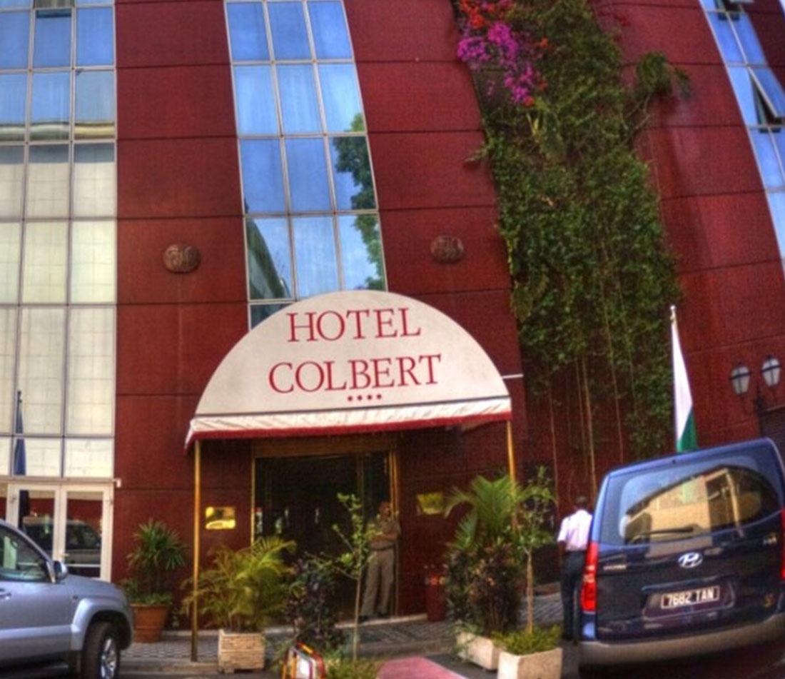 centre de remise en forme de l'hôtel COLBERT