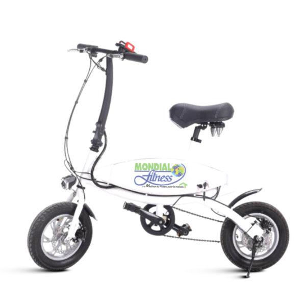 Vélo électrique Couleur  Blanc