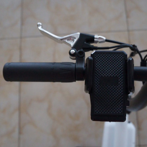 Vélo électrique Noir