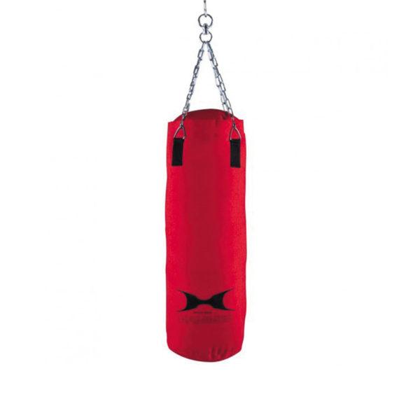 Sac de boxe Hammer Rouge