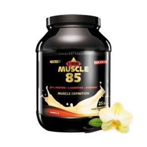X-Trême Muscle 85 750g Vanille