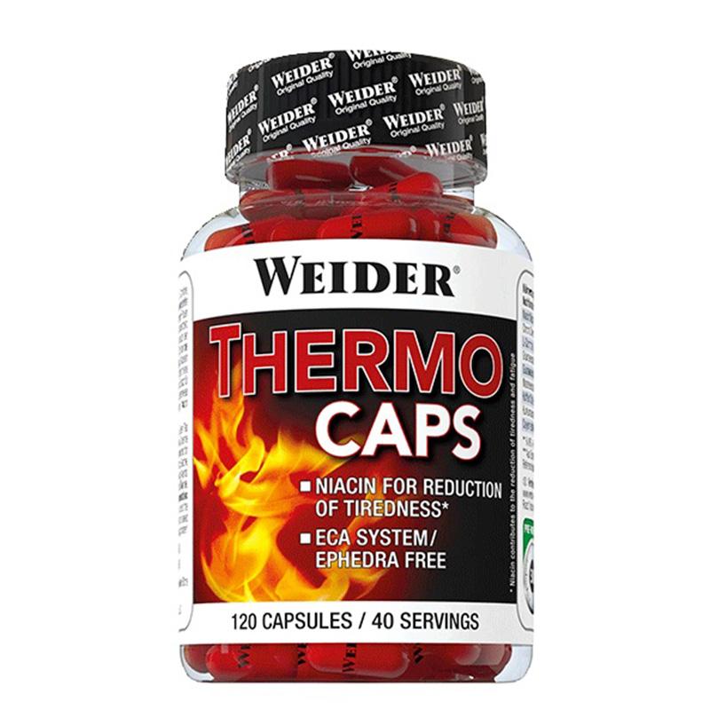 Thermo caps bruleur de graisse